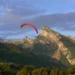 Parapente en haute-Savoie