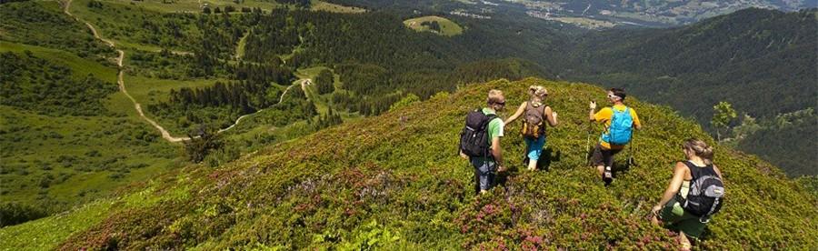 Randonnée en haute-Savoie
